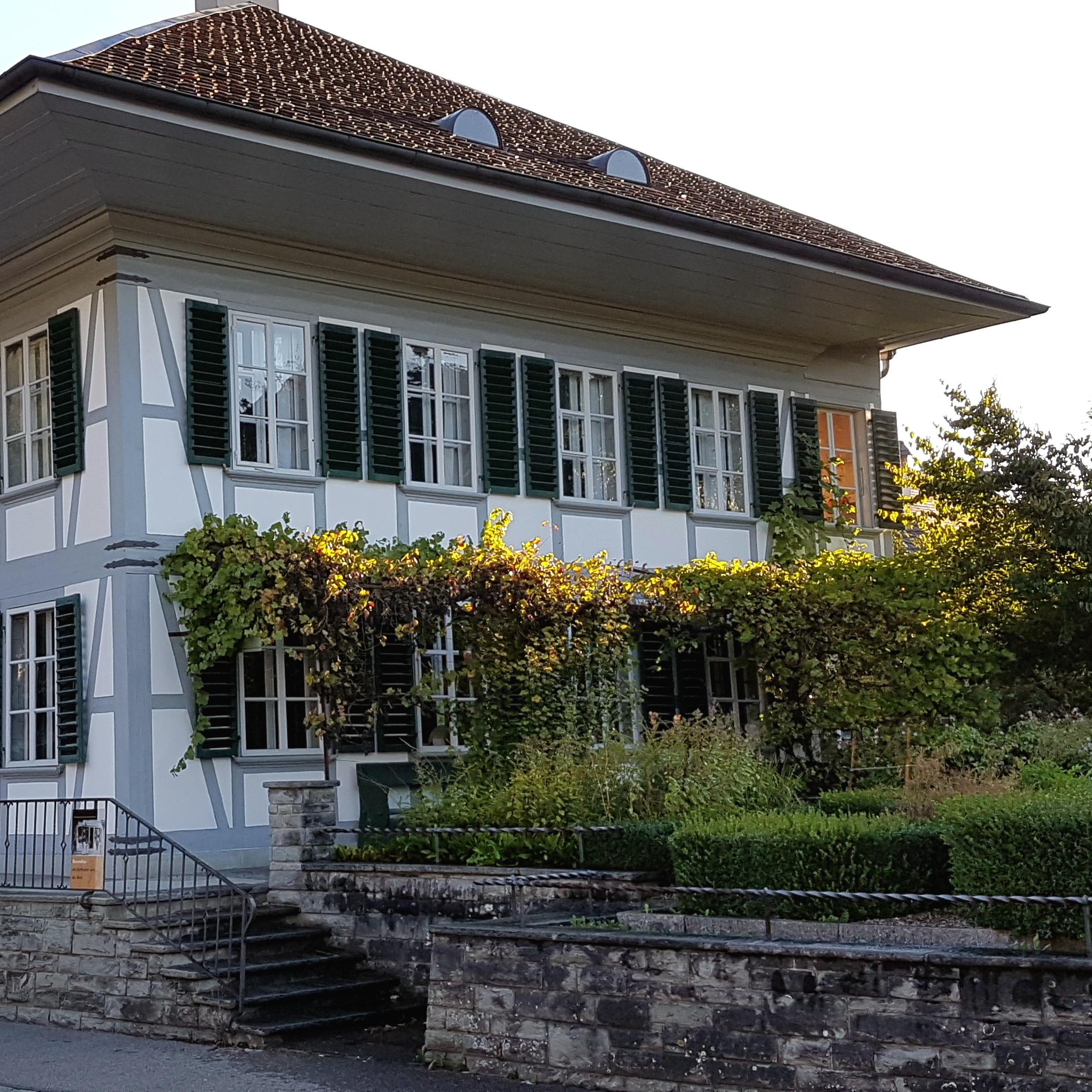 Sanierung und Renovation Buume-Hus (Schutzobjekt der Denkmalpflege)