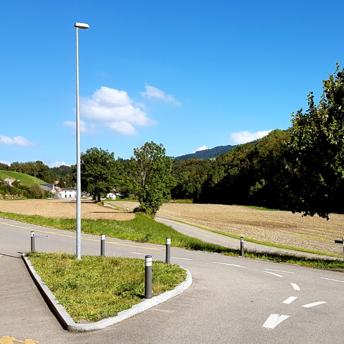 Sanierung und Verkehrsberuhigung Gumiweg
