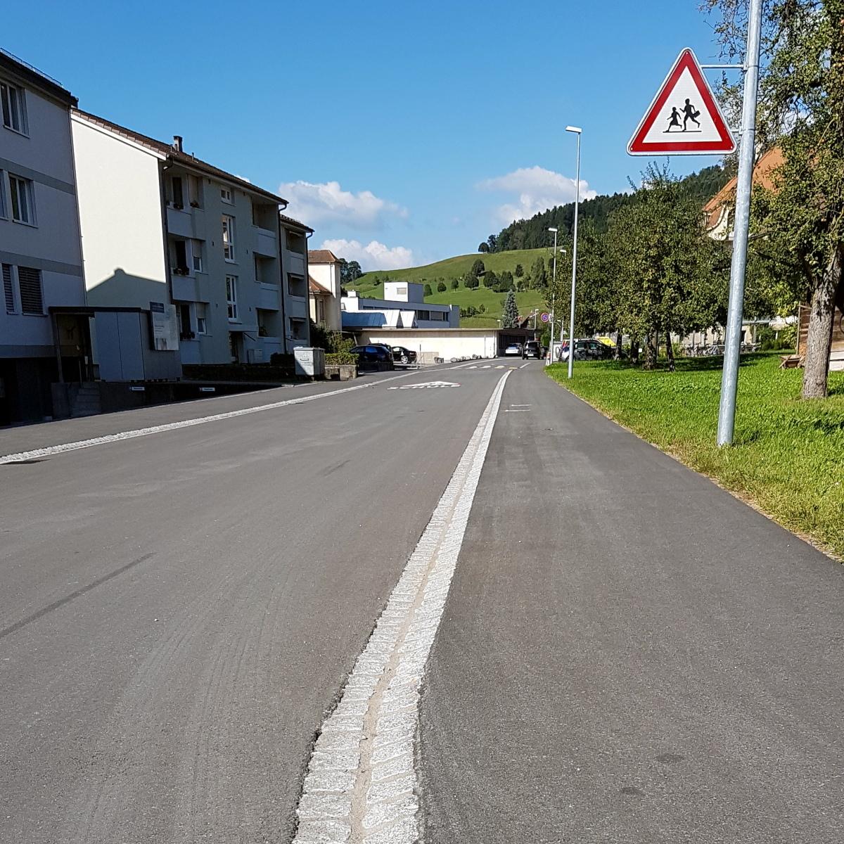 Strassenerneuerung und Ersatz Werkleitungen Schulhausstrasse